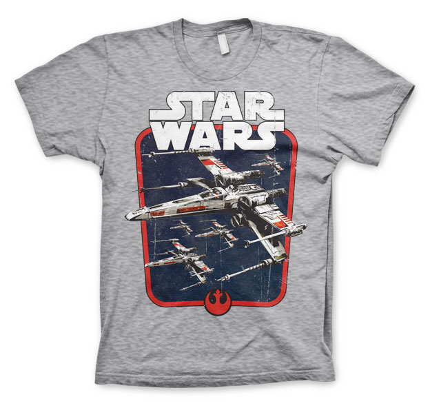 Star Wars Red Squadron T-shirt thumbnail
