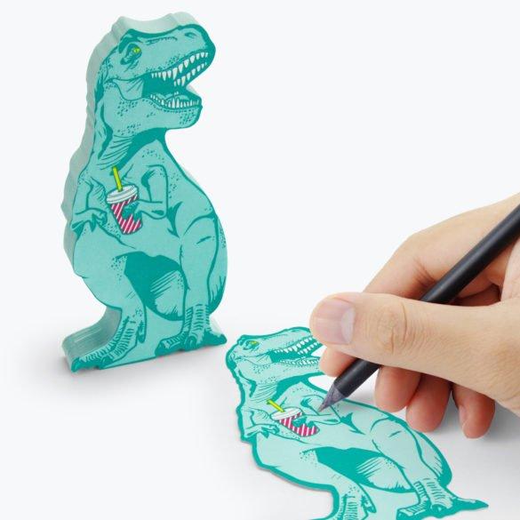 Dinosaurie - T-Rex Sticky Notes 150 st