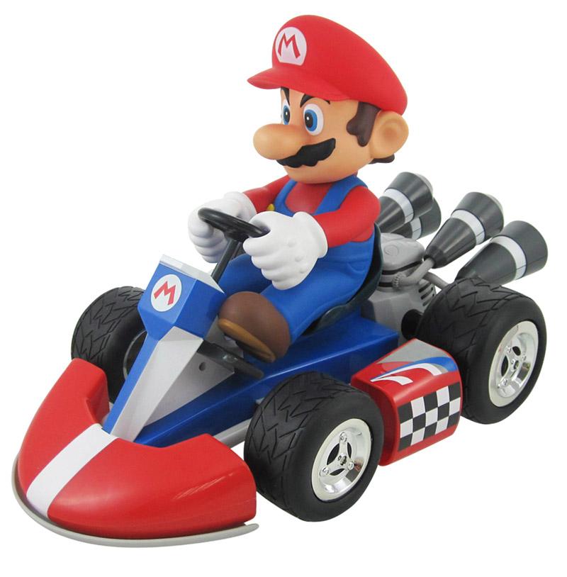 Nintendo Super Mario RC Kart 43cm thumbnail