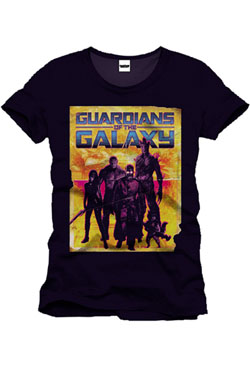Guardians of the Galaxy T-Shirt Hjältarna thumbnail