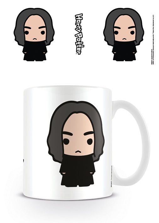 Harry Potter Mugg Kawaii Severus Snape