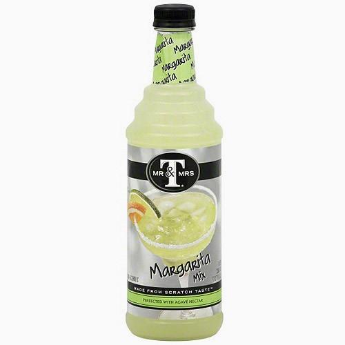 Mr & Mrs T Margarita Drink Mix 1 liter
