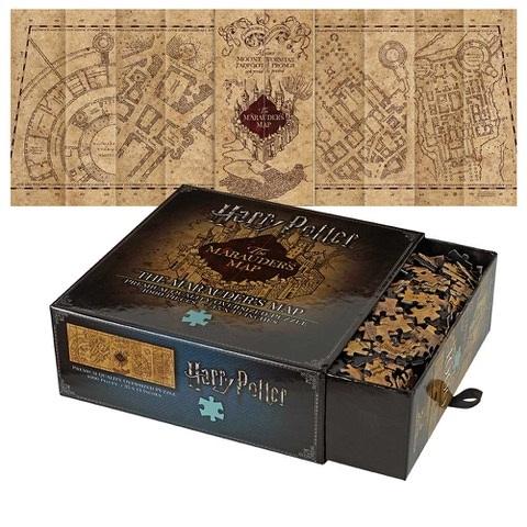 Harry Potter Pussel Marauders Map 1000 bitar