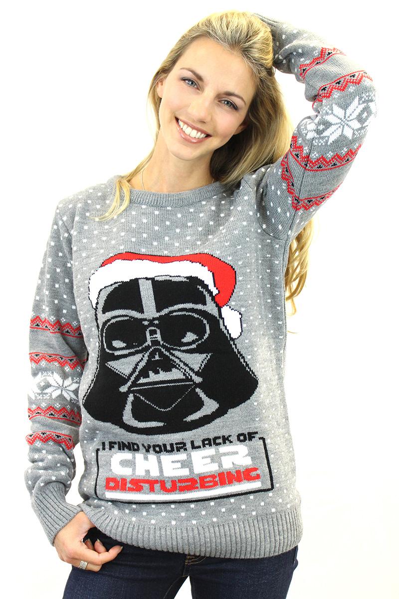 Jultröja Darth Vader Xmas Jumper thumbnail