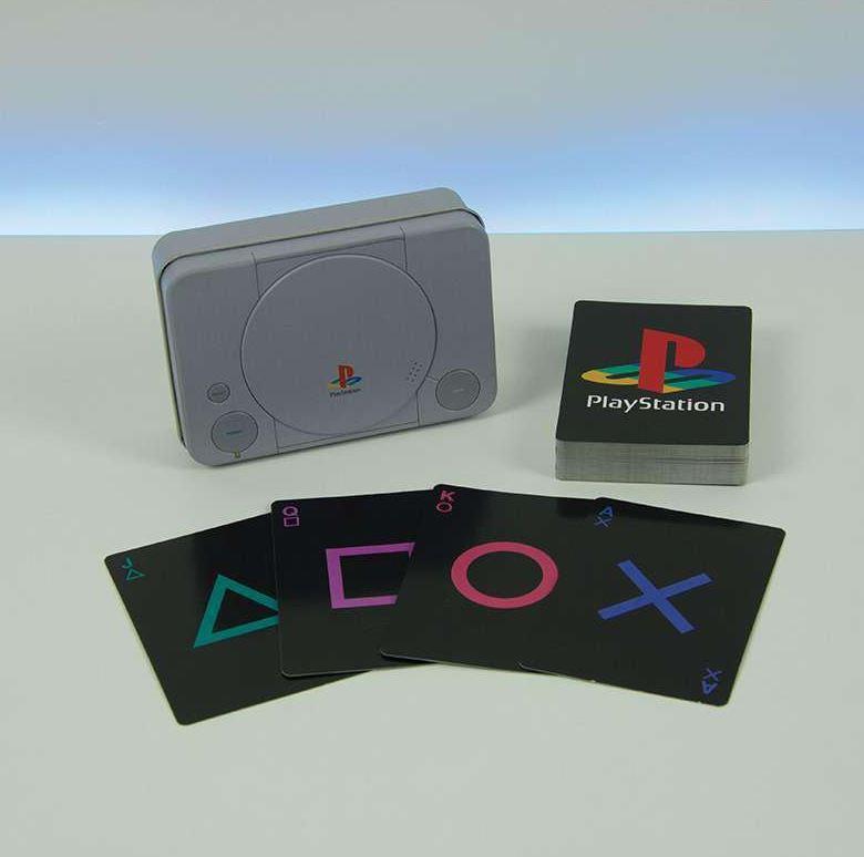 Playstation Kortlek