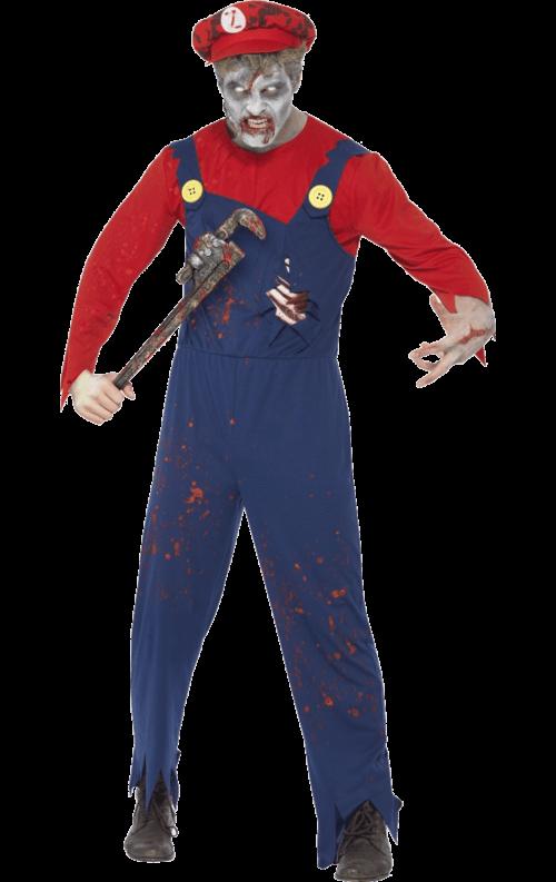 Zombieskolflicka-dräkt billigt online  4bb0852b30162