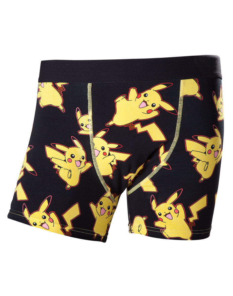 Pokemon Pikachu Kalsonger