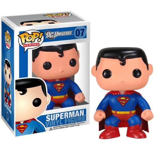 DC Universe Superman Vinyl Figure thumbnail