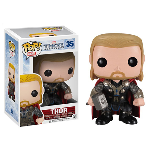 Marvel Thor POP! Vinyl Figure thumbnail