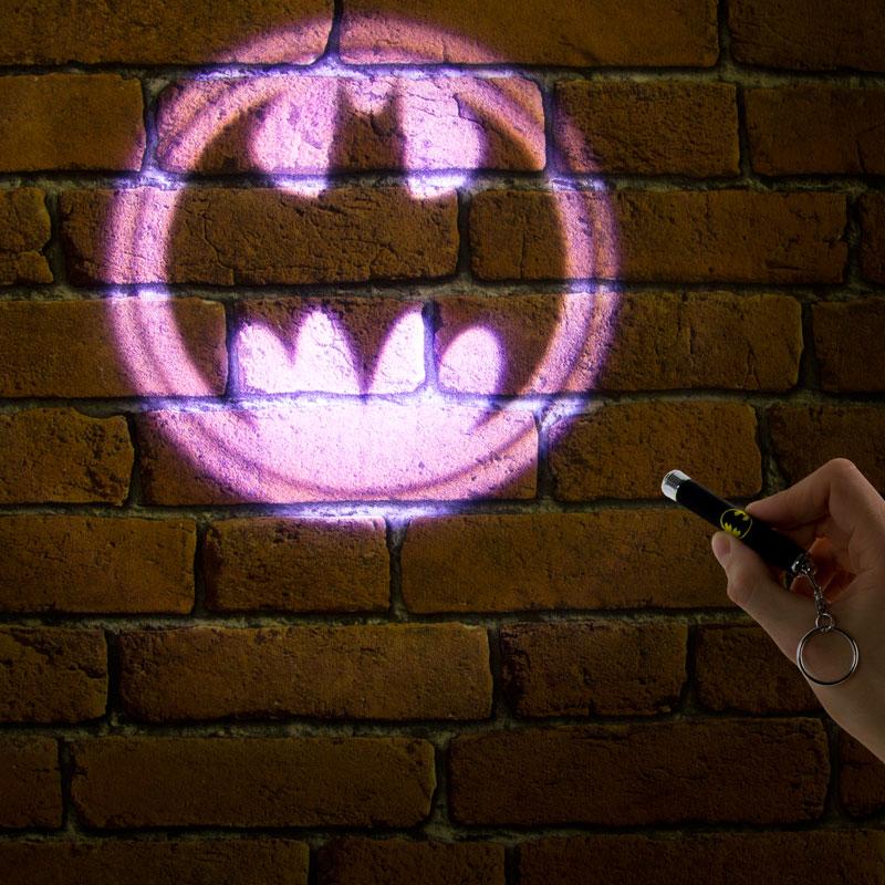 Batman Projektionsficklampa