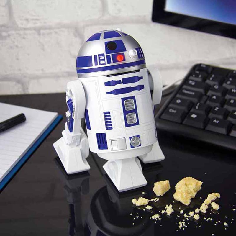Star Wars R2-D2 skrivbordsdammsugare thumbnail