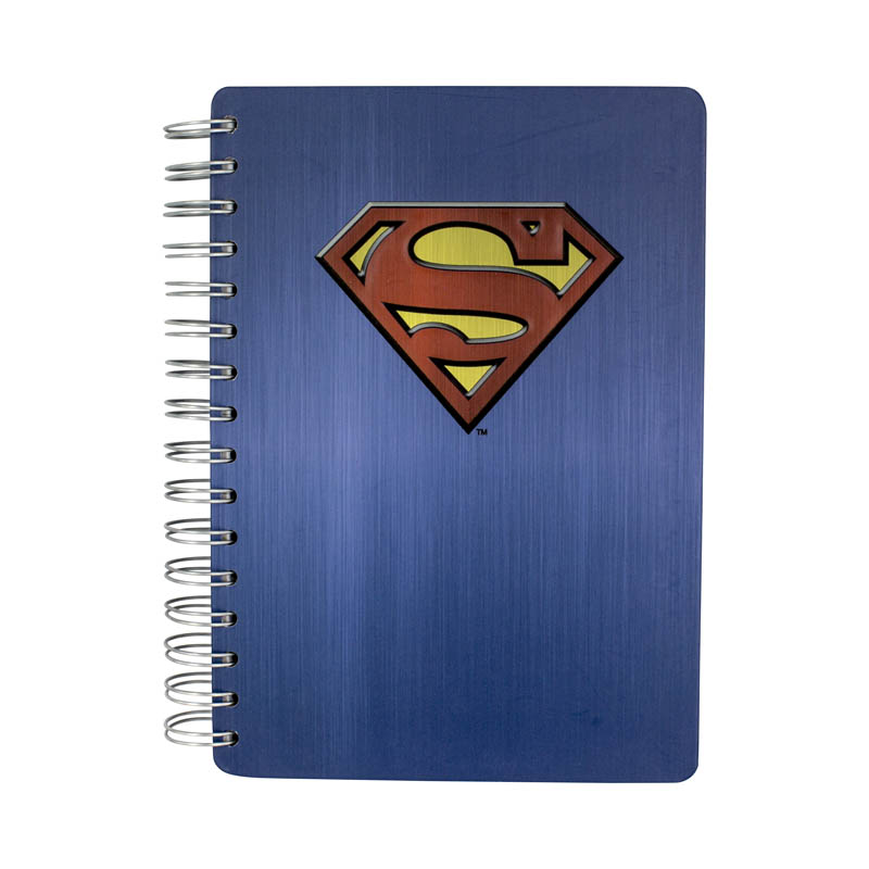 Superman Anteckningsblock thumbnail