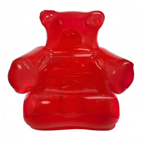 Uppblåsbar Stol Gummibjörn