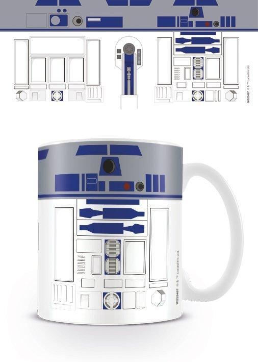 Star Wars R2-D2 Mugg thumbnail