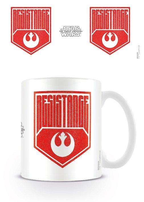 Star Wars Force Awakens Mugg Resistance thumbnail
