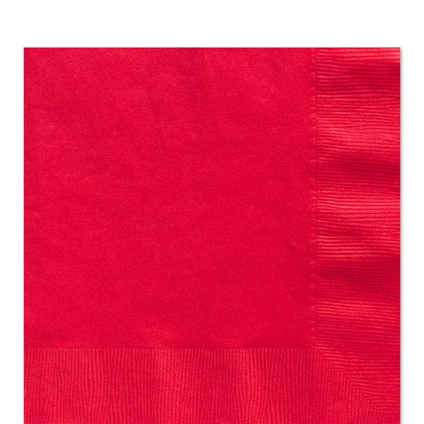 Servetter Röda 20-pack