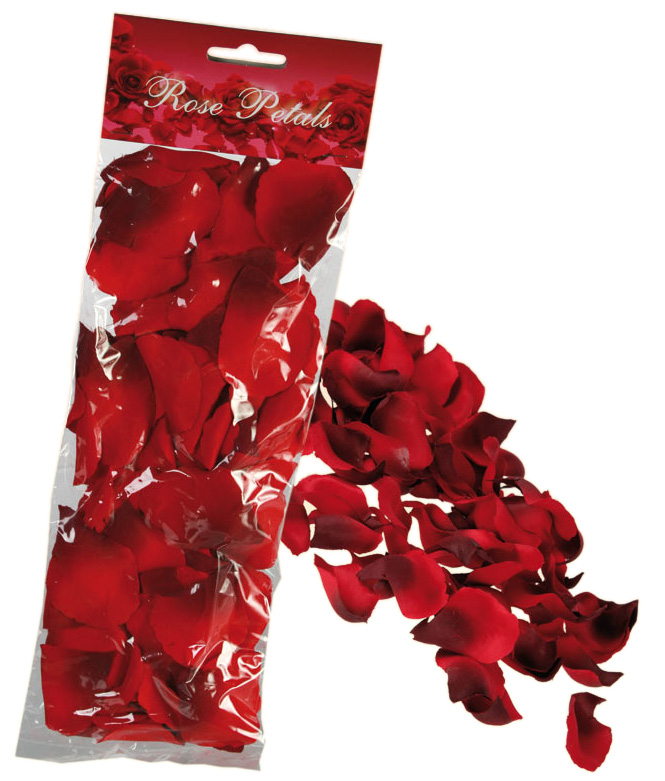 Röda Ros blad