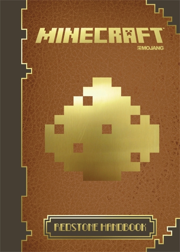 Minecraft: the official redstone handbook thumbnail