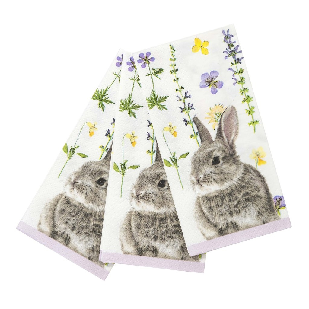Servetter Truly Bunny 20-pack