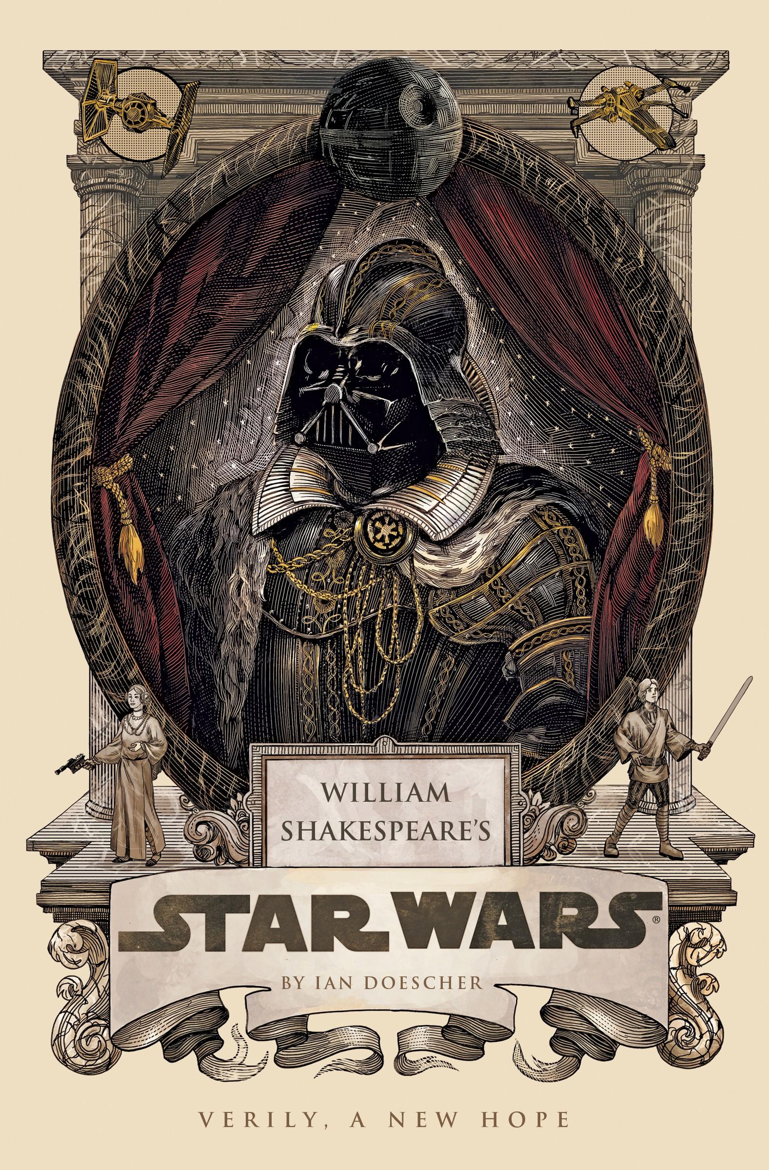 William Shakespeare's Star Wars thumbnail