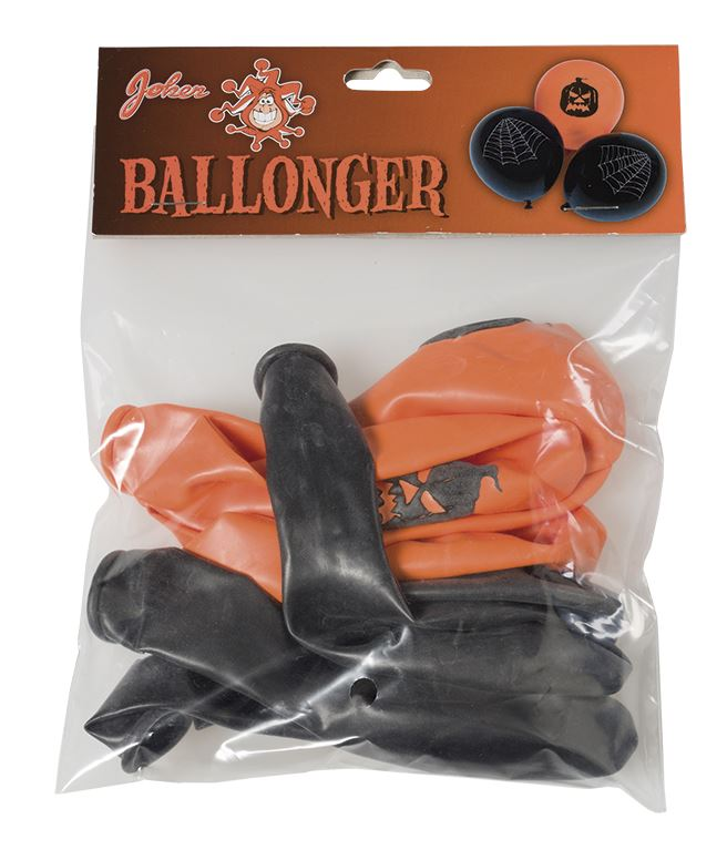 Ballonger-Halloween-8-pack Billigt  04b32cfd6bb77
