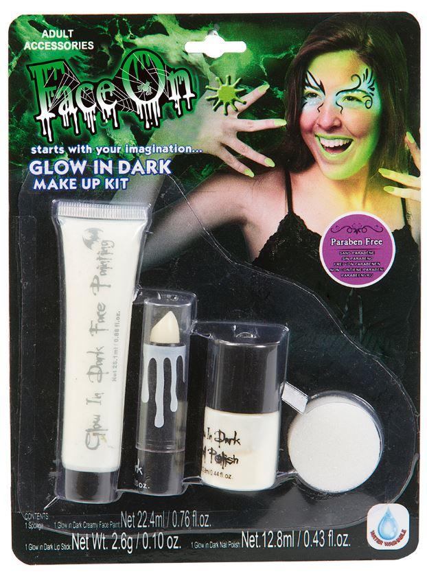 Make up kit Glow in the Dark