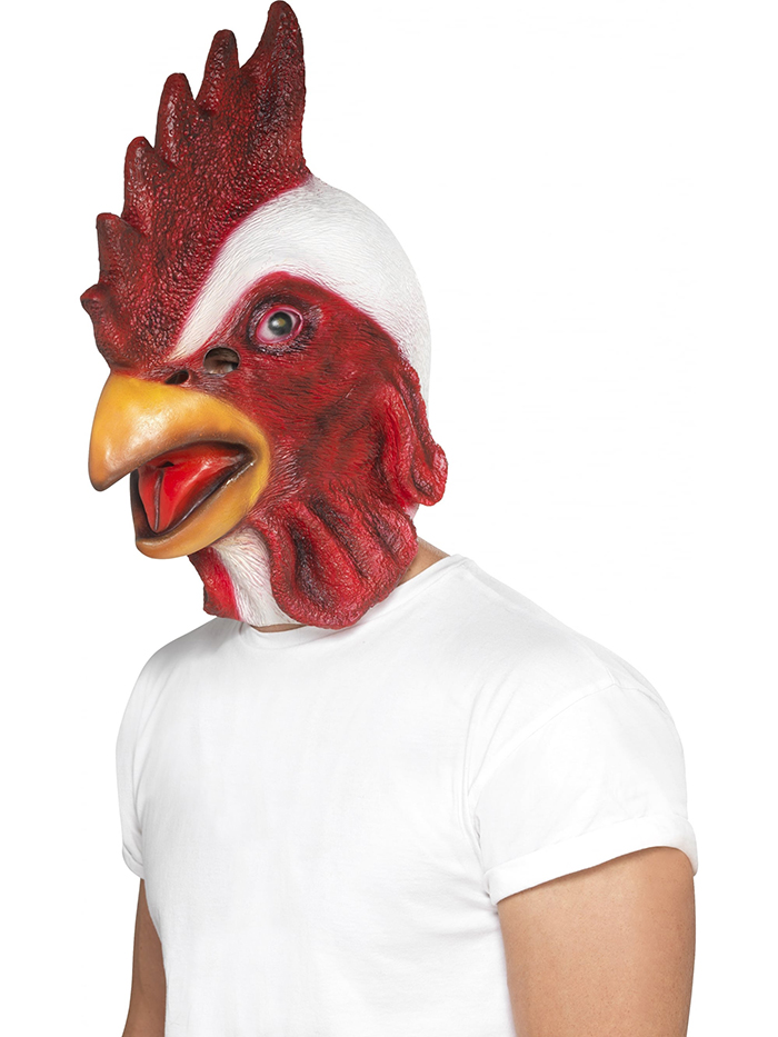Kycklingmask