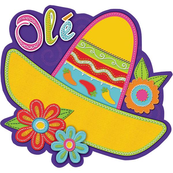Dekoration Mexico Sombrero