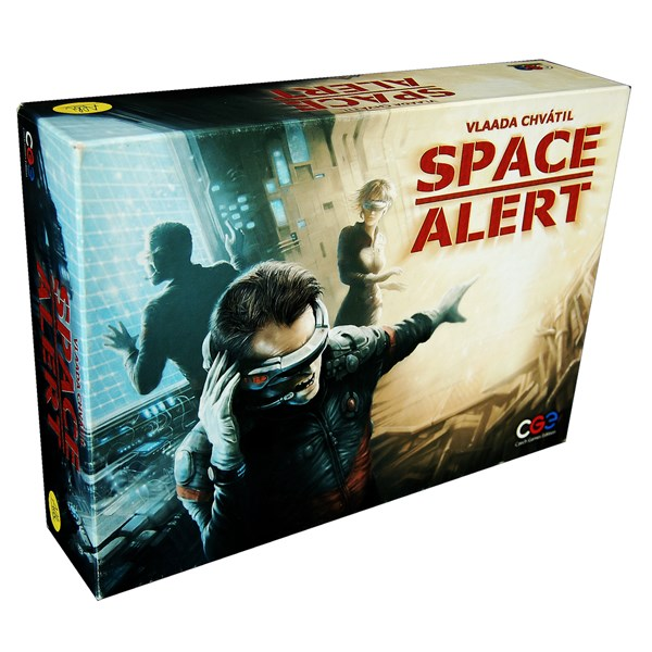 Space Alert, Strategispel
