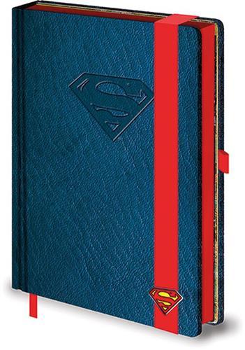 Superman Anteckningsbok A5 Inbunden thumbnail