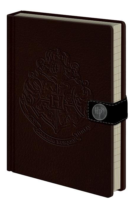 Harry Potter Anteckningsbok Hogwarts Crest