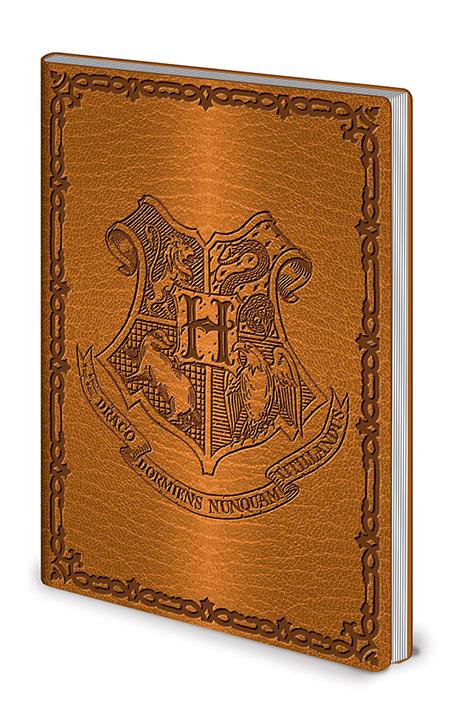 Harry Potter Anteckningsbok Hogwarts