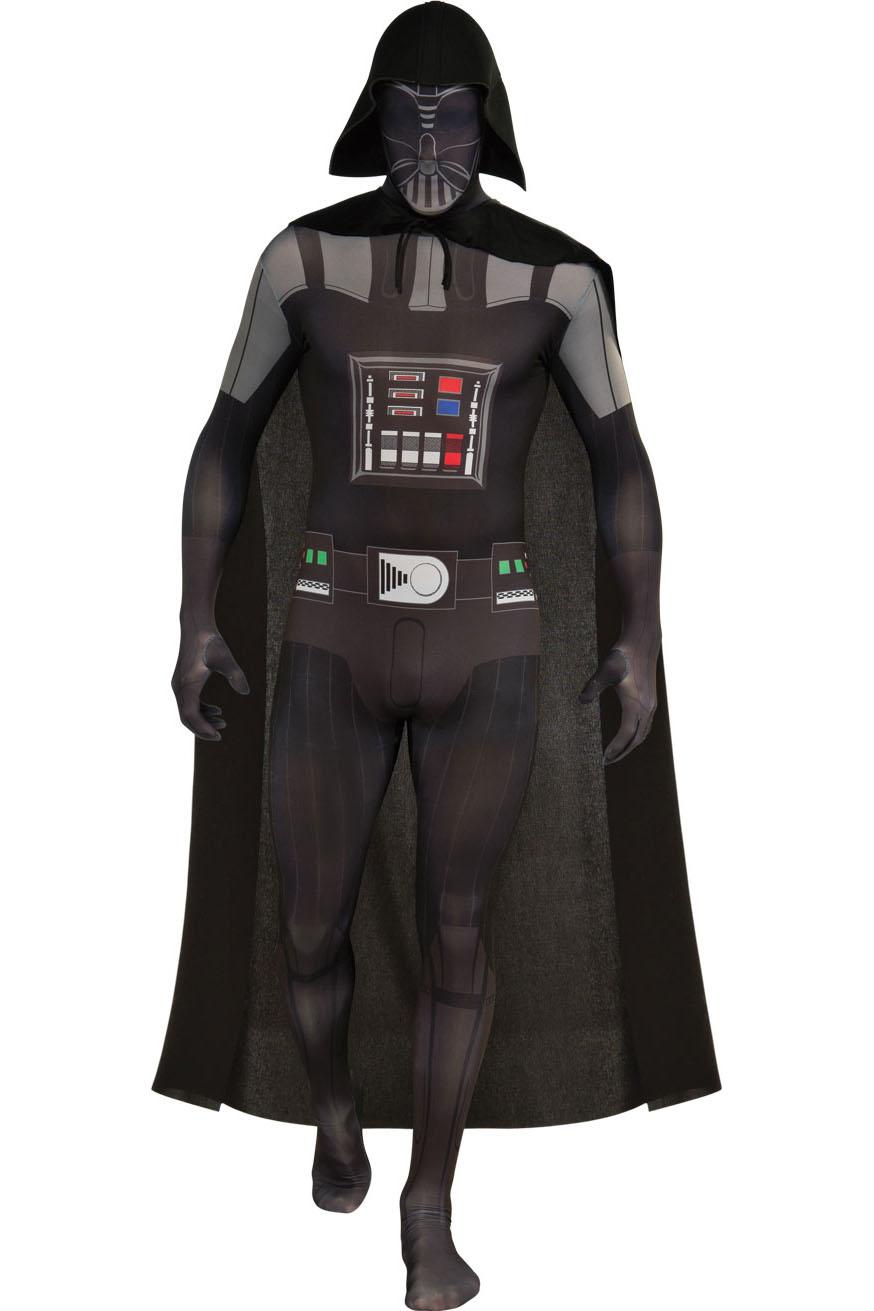 Morphsuit Darth Vader Vuxen thumbnail