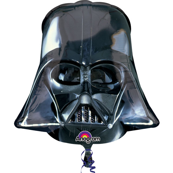Star Wars Folieballong Darth Vader 63cm