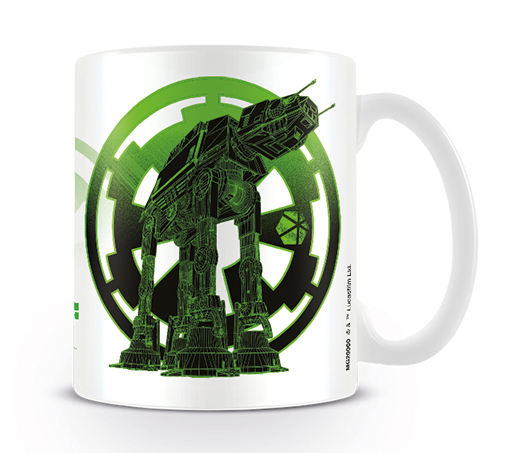 Star Wars Rogue One Mugg AT-AT