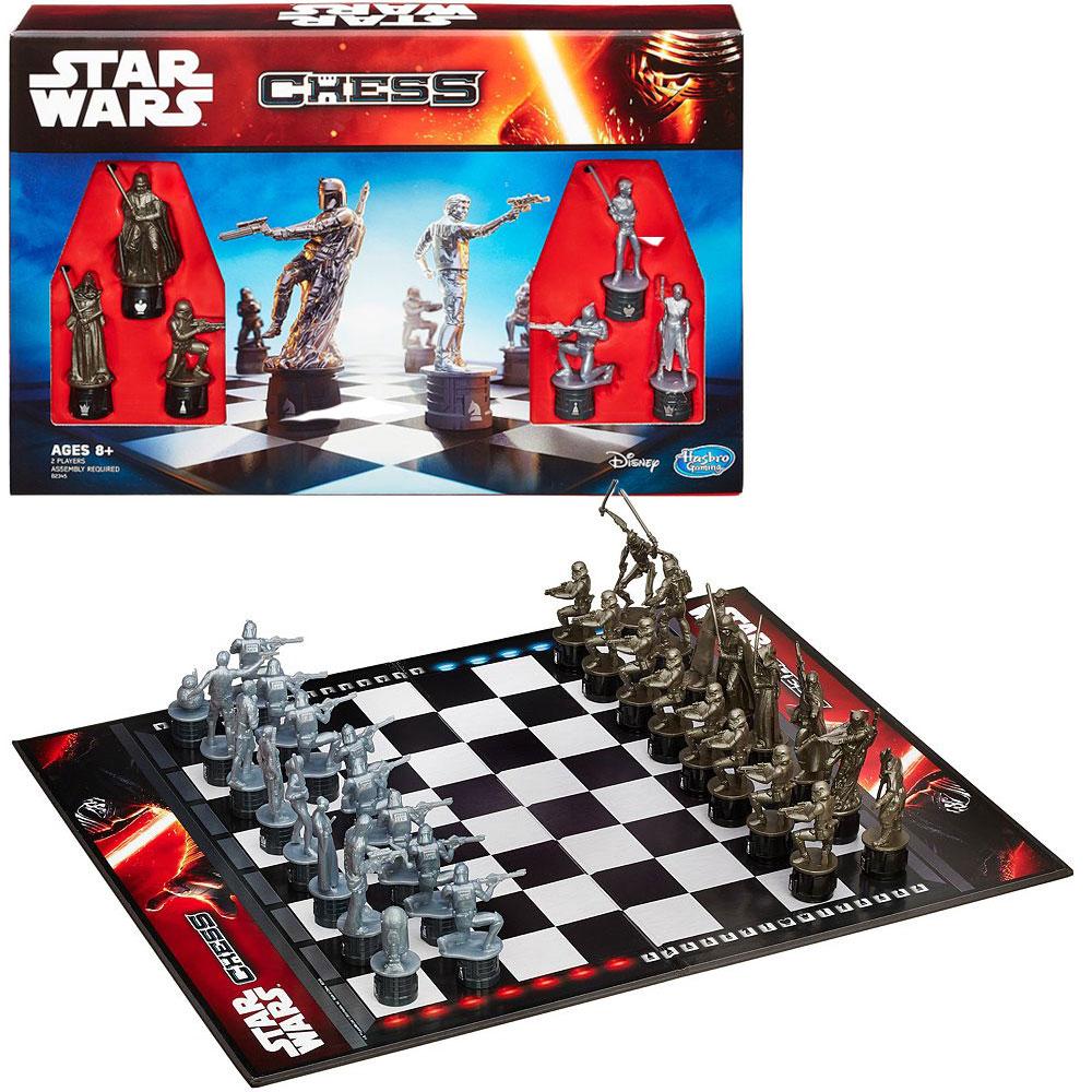 Star Wars Force Awakens Schack