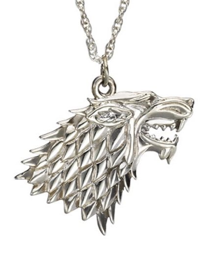 Game of Thrones Stark Halsband thumbnail
