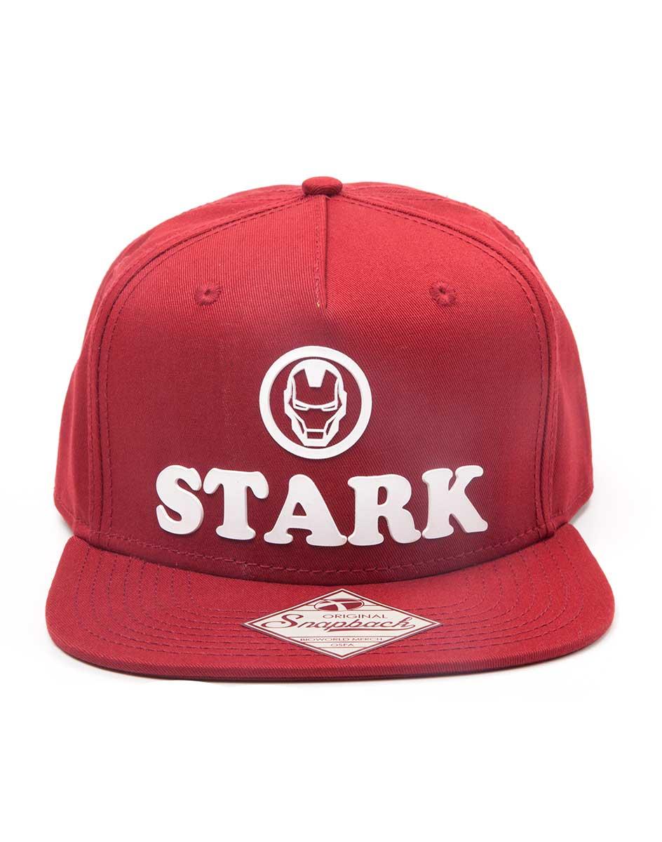 Marvel Tony Stark Snapback thumbnail