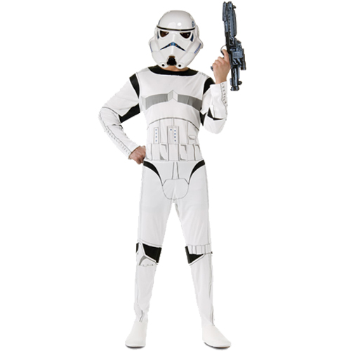 Stormtrooper Maskeraddräkt Budget