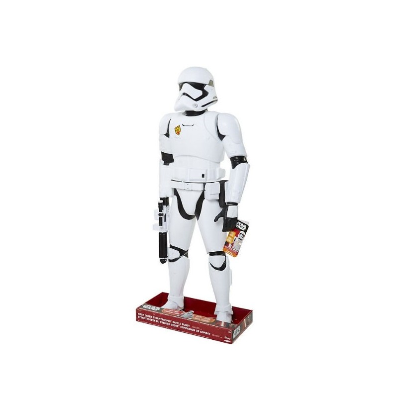 STAR WARS - 80cm Stormtrooper First Order Actionfigur thumbnail