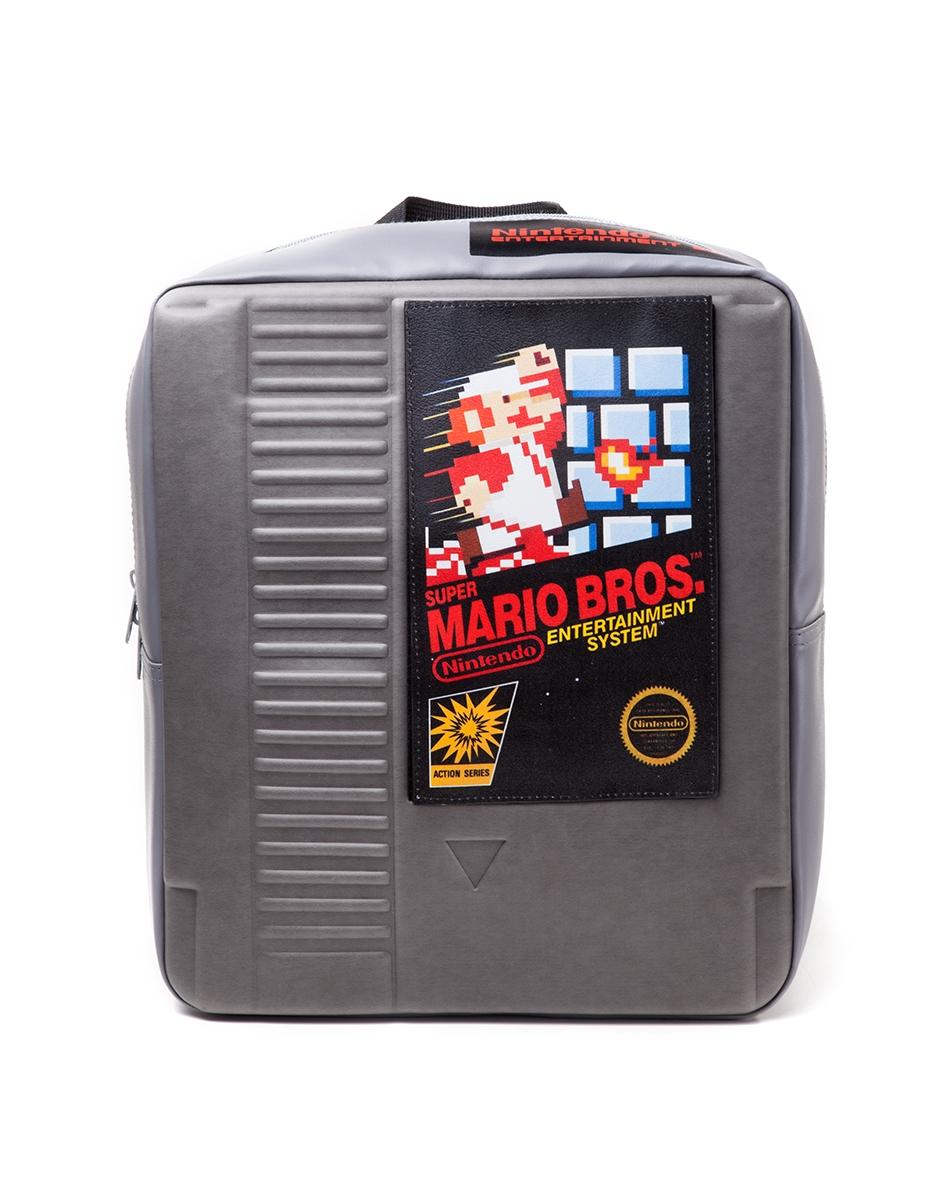 Super Mario Bros Kassett 3D Ryggsäck