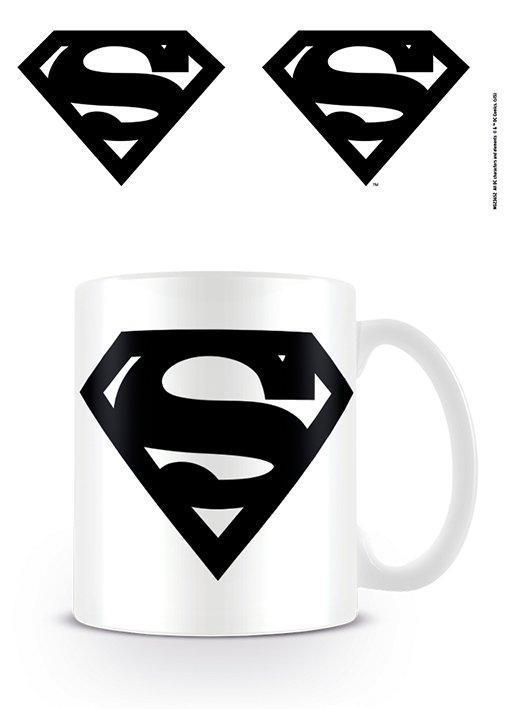 Superman Logga Mugg thumbnail