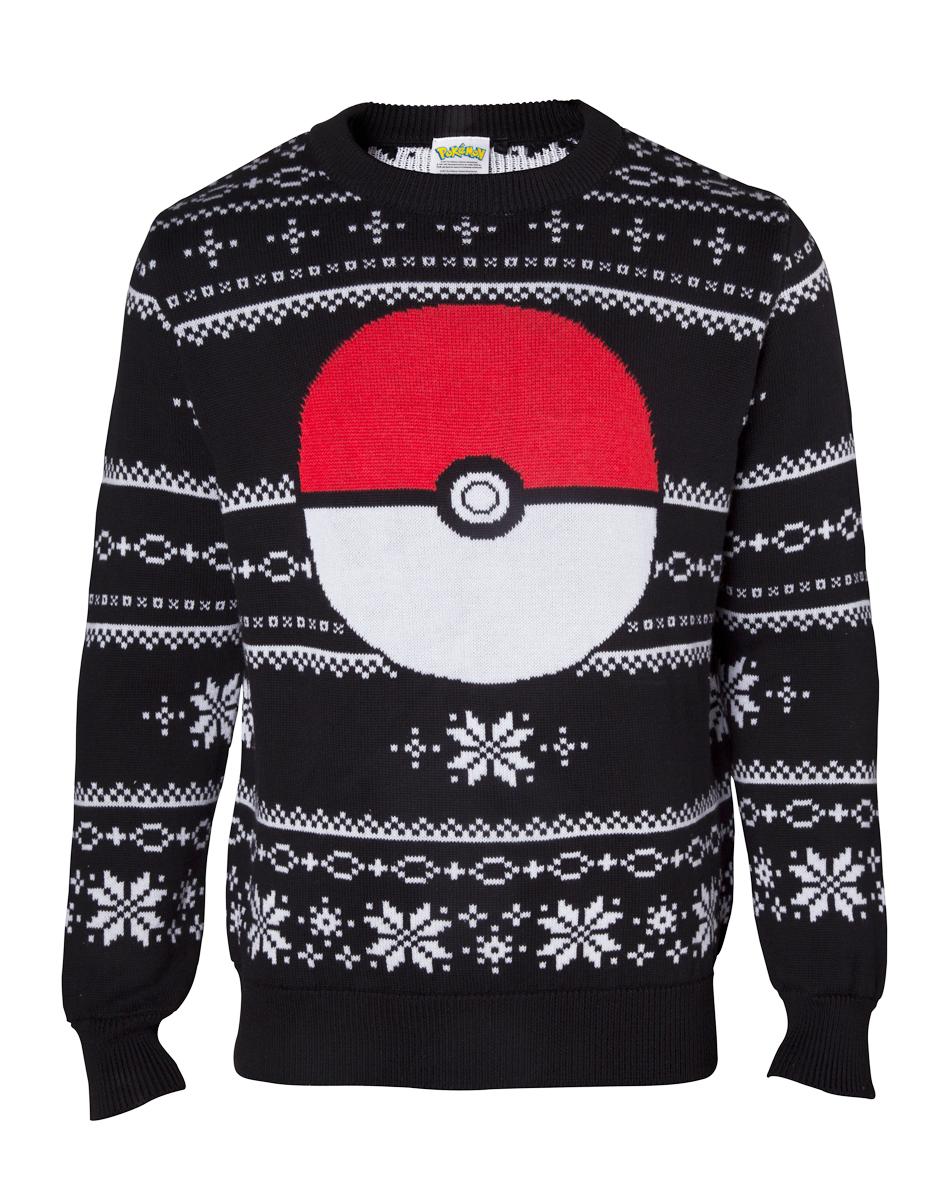 Pokémon Jultröja Pokeball