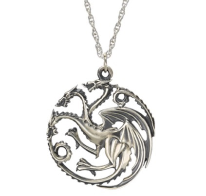 Game of Thrones Targaryen Halsband thumbnail