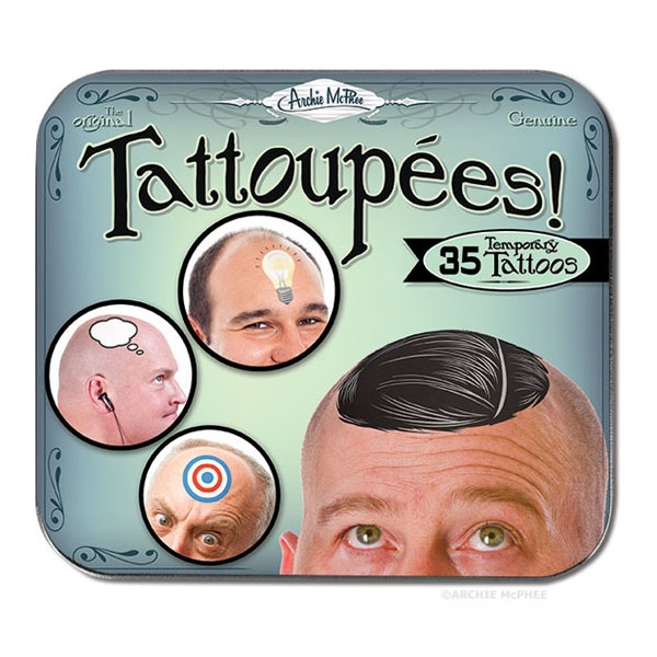 Tattoupées