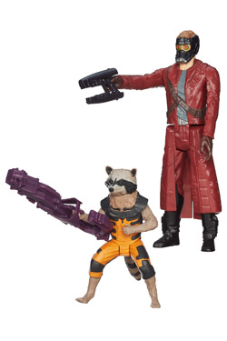 Guardians of the galaxy Actionfigur 30cm Titan Hjältar