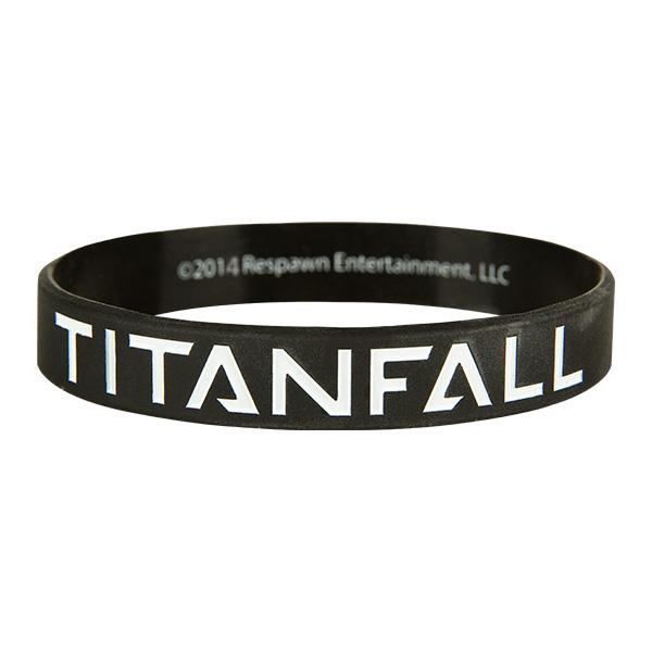 Titanfall Silicon Armband
