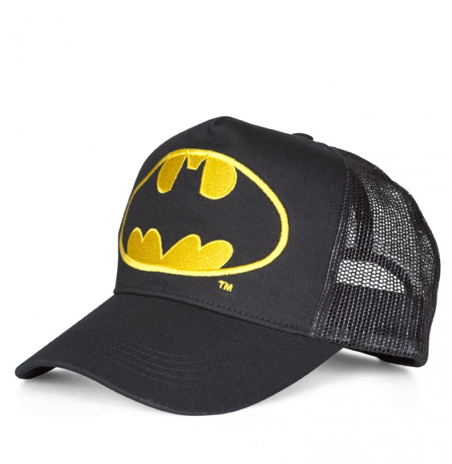 Batman Trucker Keps