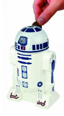 R2-D2 Sparbössa i Keramik thumbnail