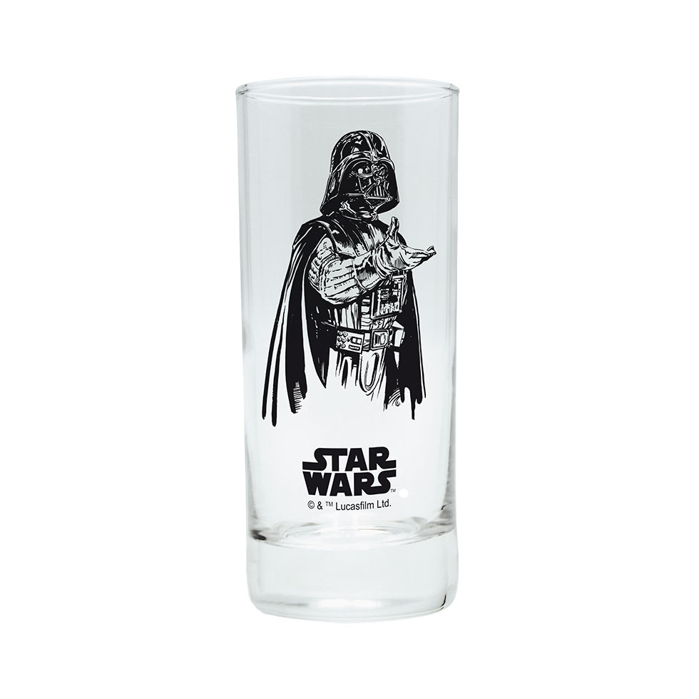 STAR WARS Darth Vader Glas thumbnail